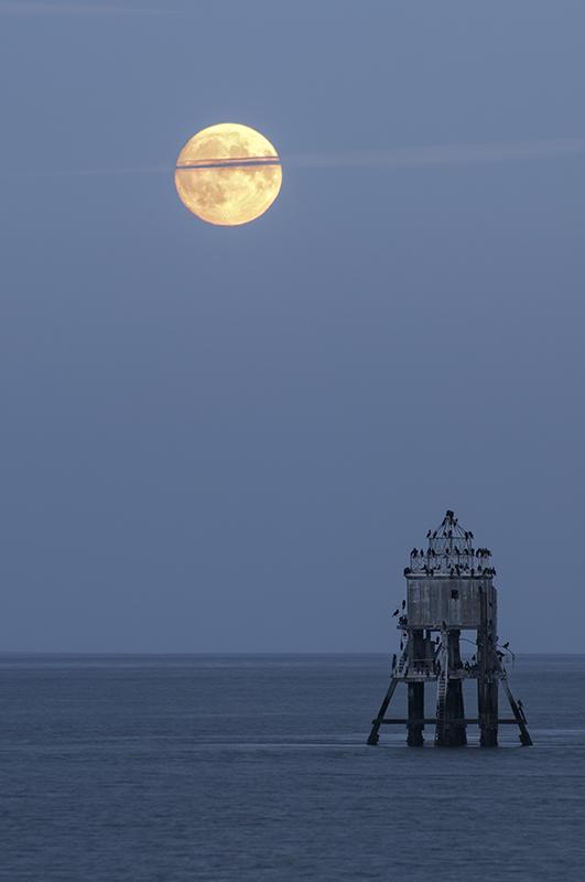 Tayport moonrise 0041