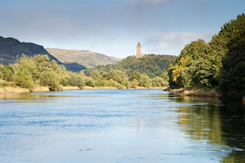 Wallace monument late afternoon500064