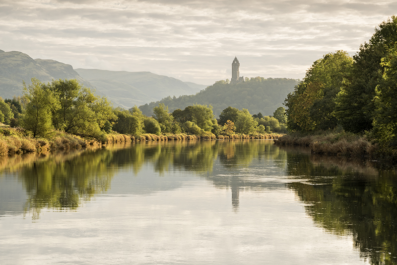 Wallace monument early morning500074