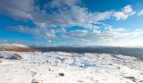 Ardtornish winter panorama