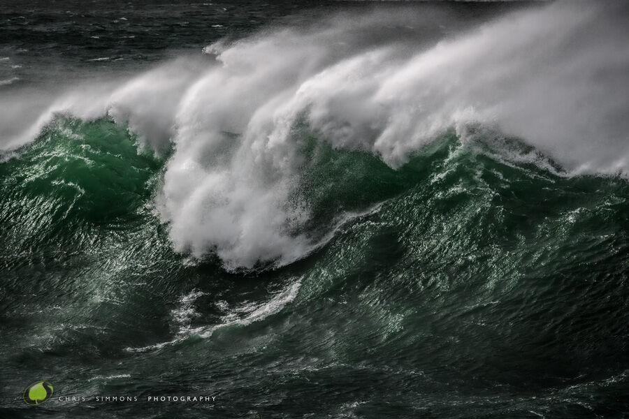Atlantic Greys VIII - Art