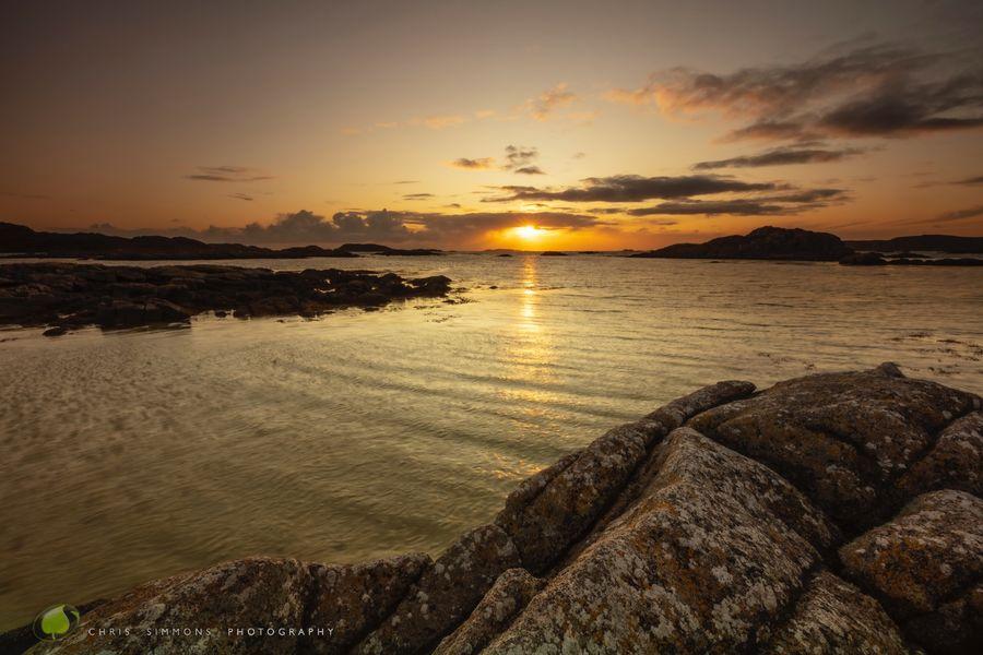 Autumn Isles Sundown