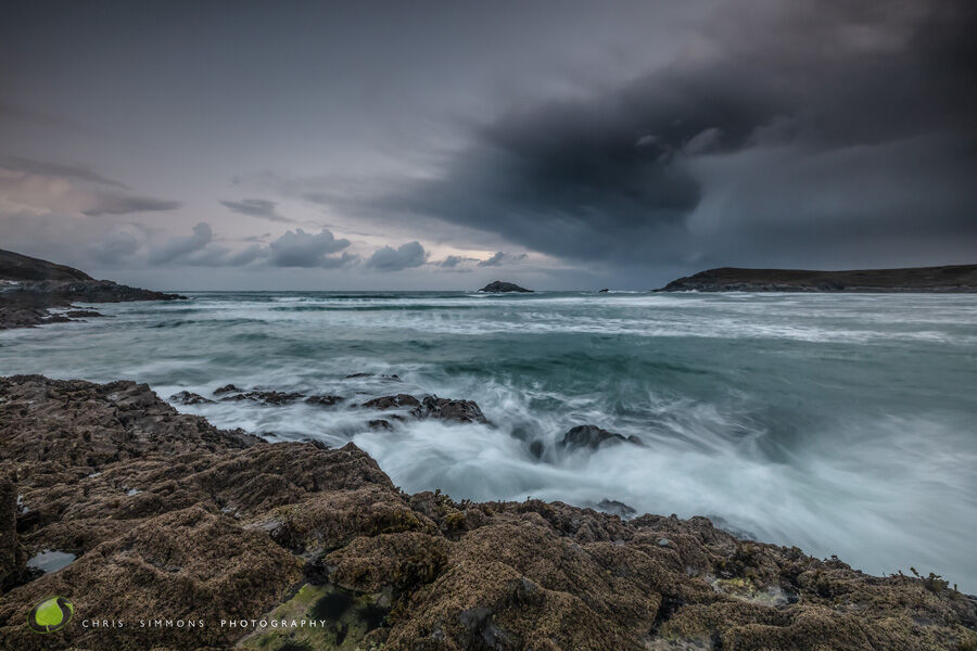 Autumnal Storm Approaches III