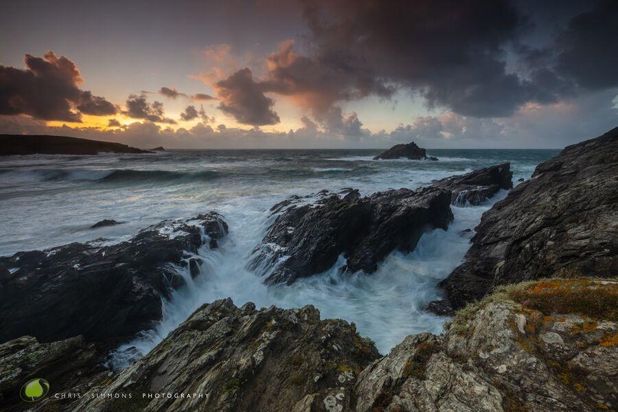 Awakening Seas - Crantock