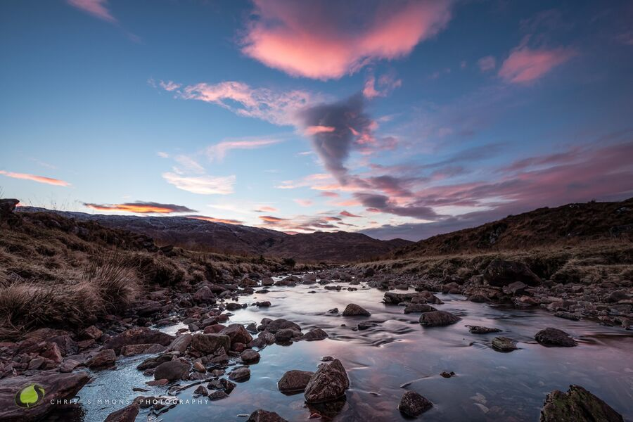 Before The Freeze - Ardtornish