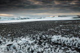 Black Beach Ice III