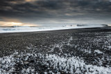 Black Beach Ice II