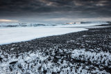 Black Beach Ice IV