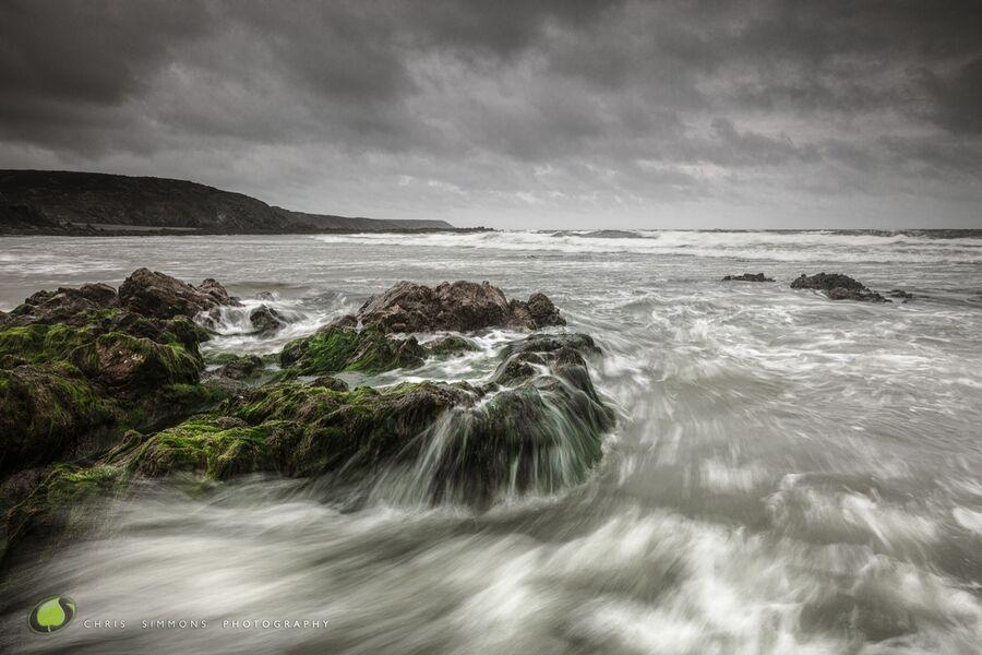 Brooding Shores II