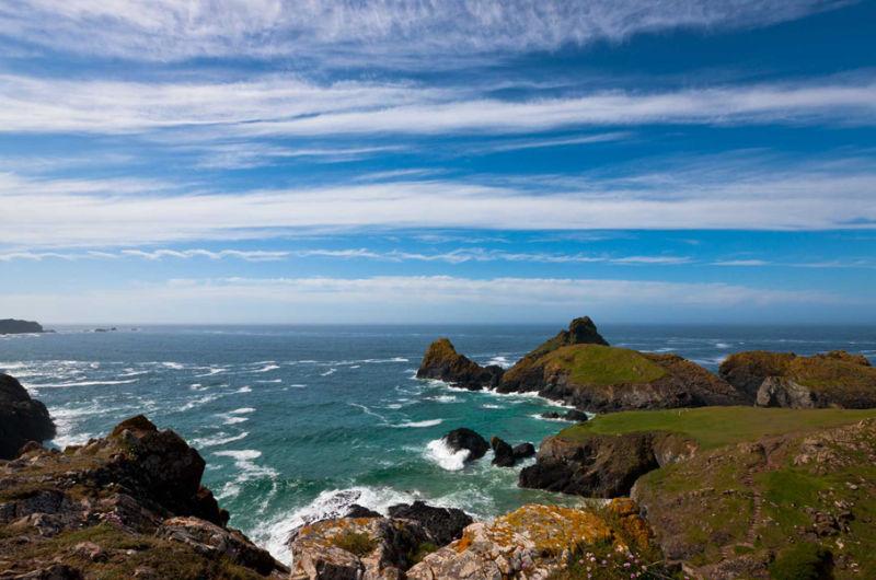 Cornish Cliffs II