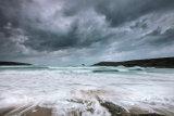 Crantock Storm Spindrift