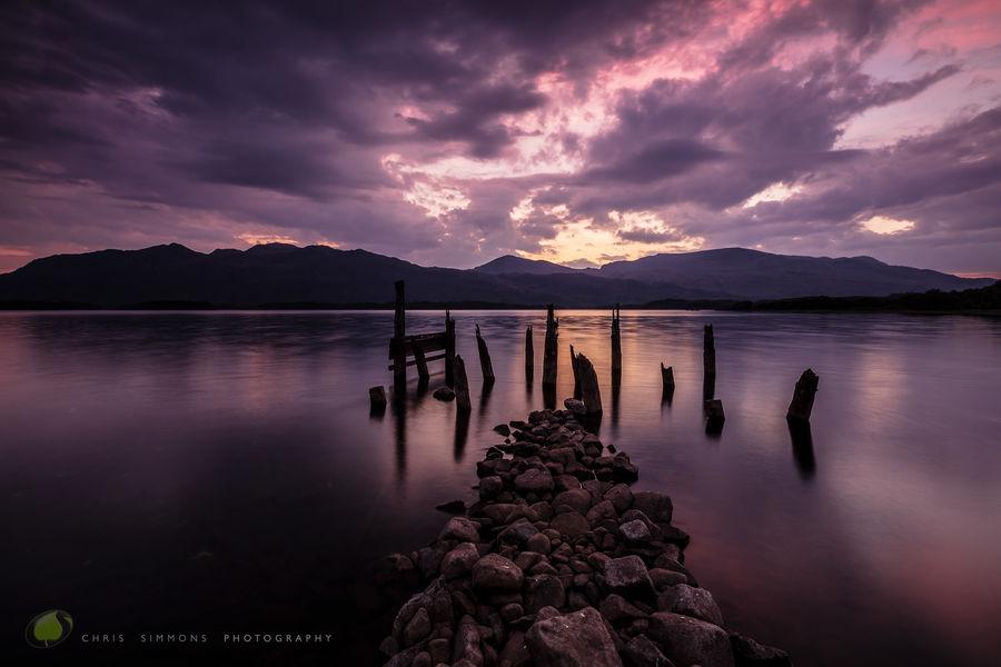 Dawning Loch Reflections