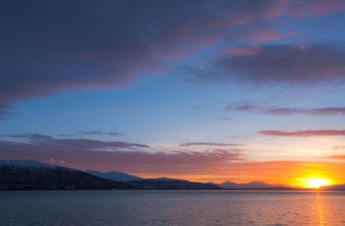 Fjord Sunset Vista