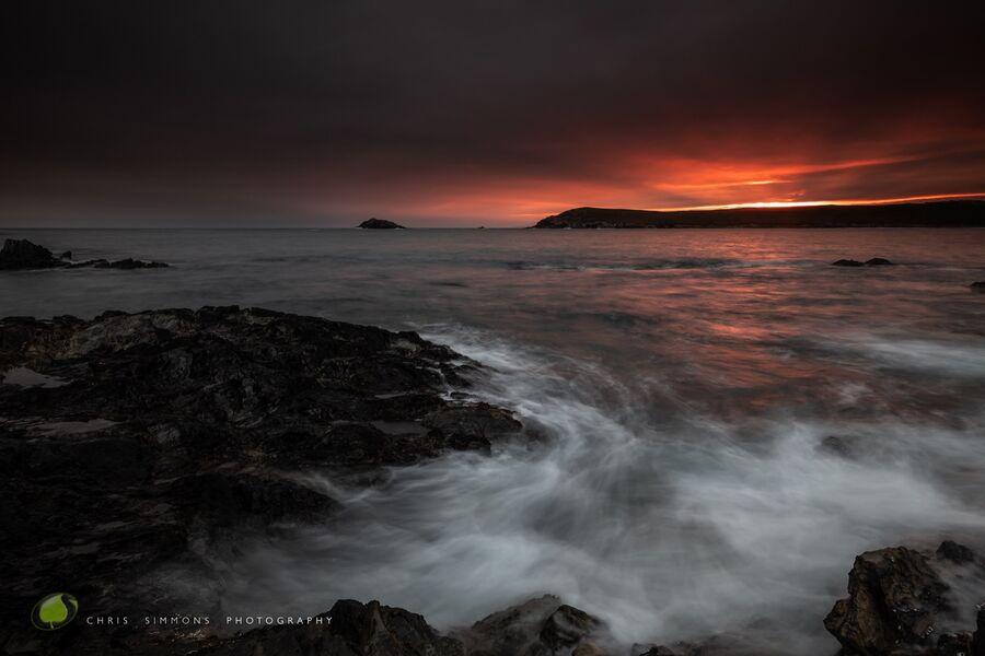 Flaming June Daybreak - Crantock