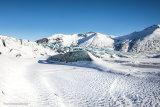 Glacier Blue Textures