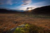 Glean Dubh Sundown