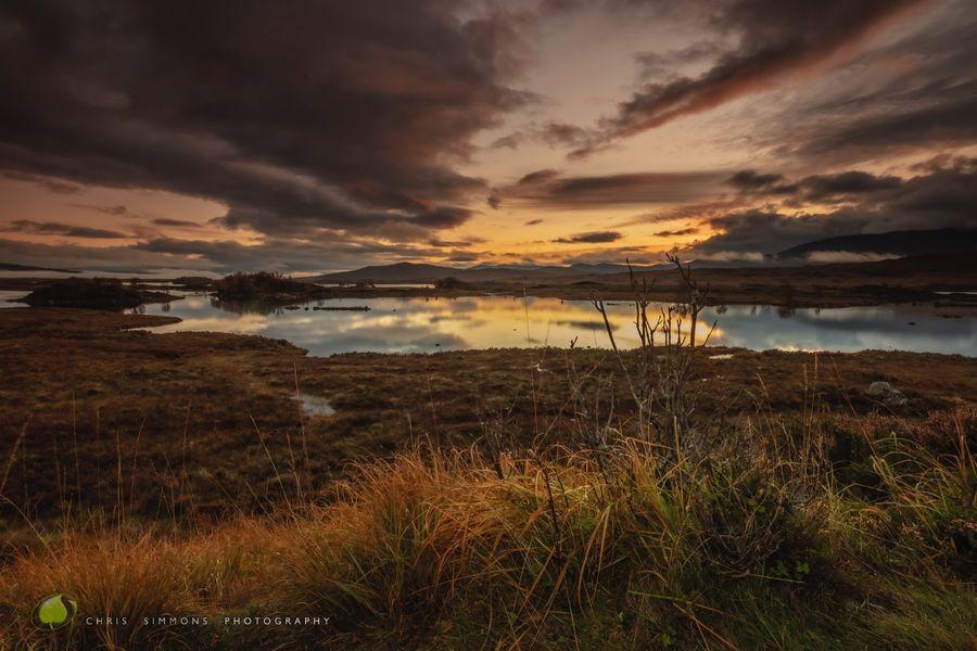 Glencoe Autumn Dawn