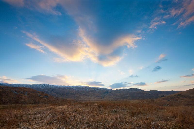 Gleann Dubh Sunrise