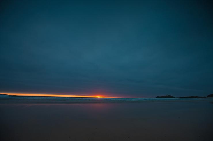 Godrevy Sunset I