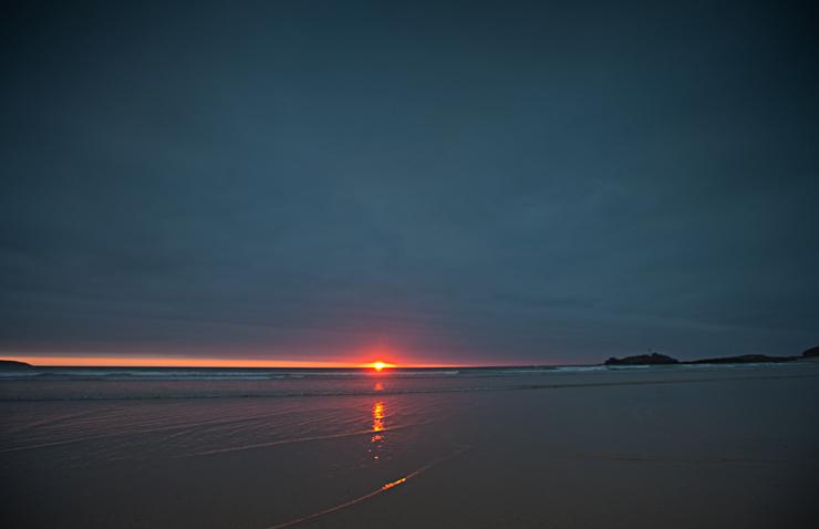 Godrevy Sunset II
