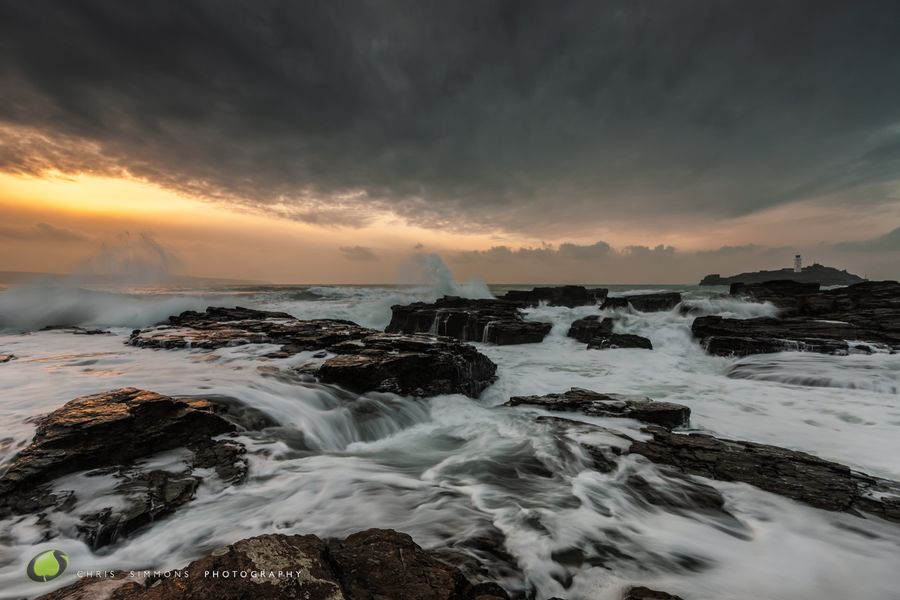 Godrevy Squall - Reprise I