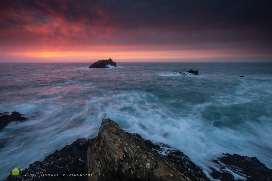 Goose Rock Candied Sundown - C