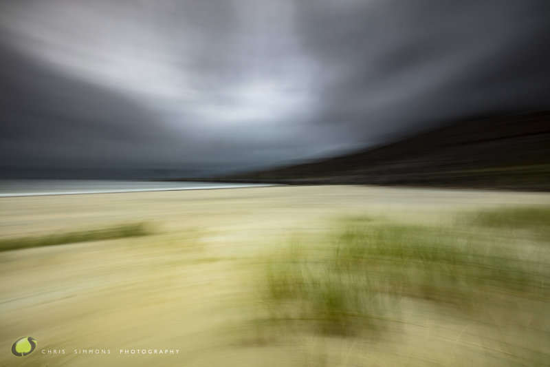 Harris Autumn Beach Mood