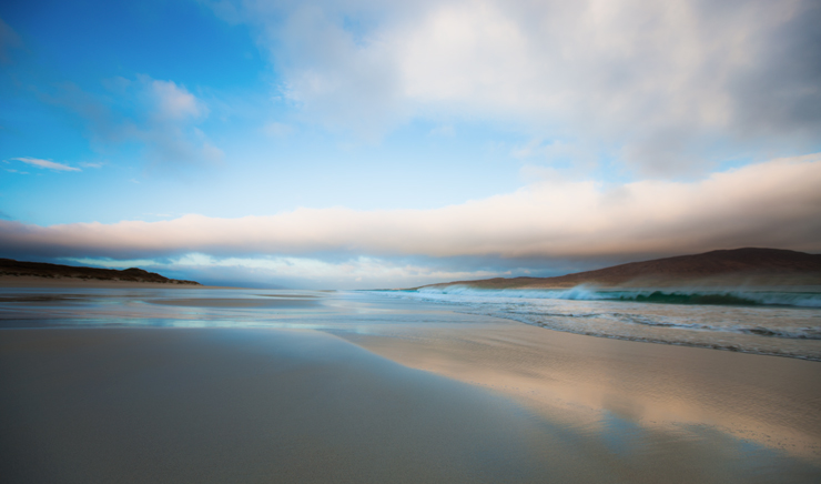 Harris Dawn Beach