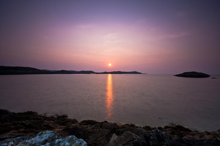 Harris Rocks Dawn I