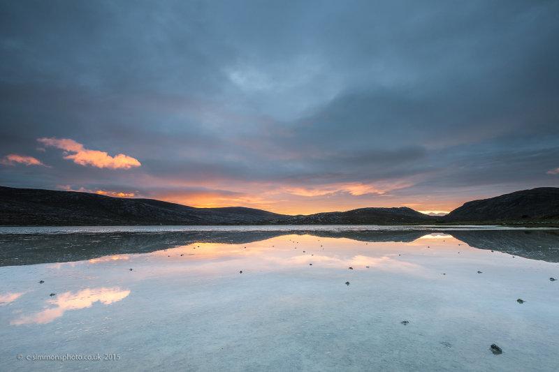 Harris Dawning Estuary