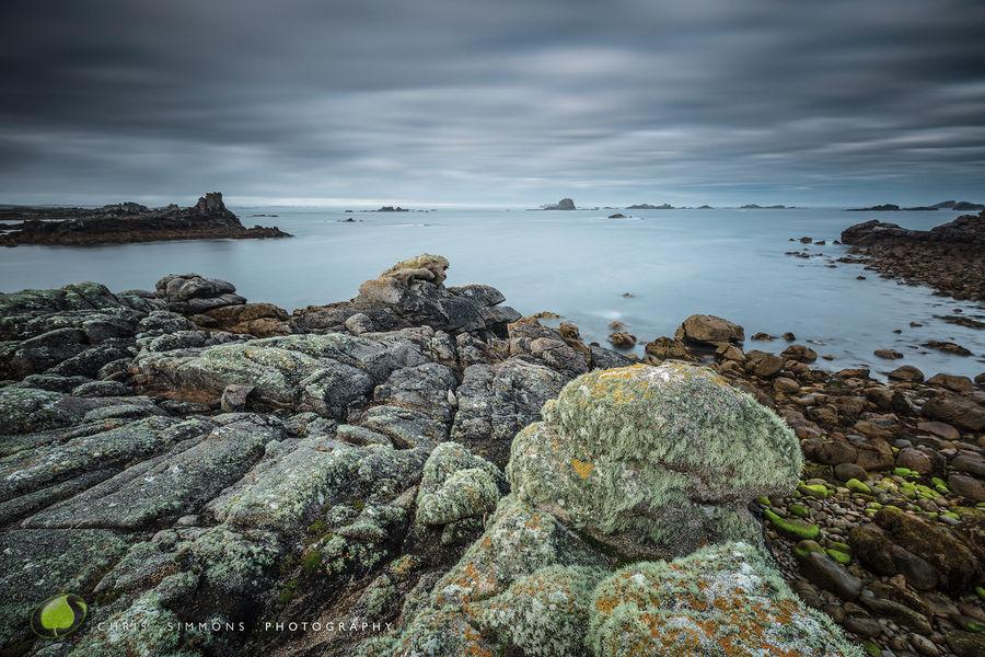 Hell Bay, Lichen & Rock