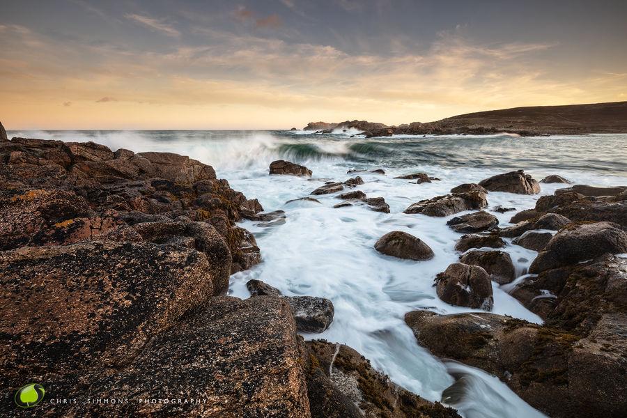 Hell Bay Daybreak Wavebreak - rev