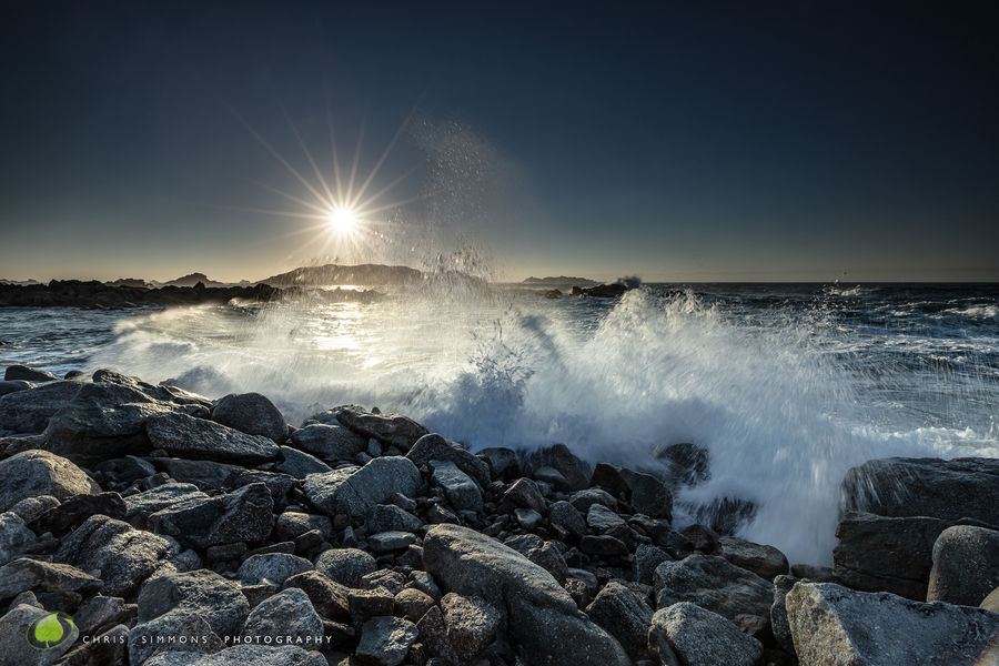 Hell Bay Sundown Surf - rev