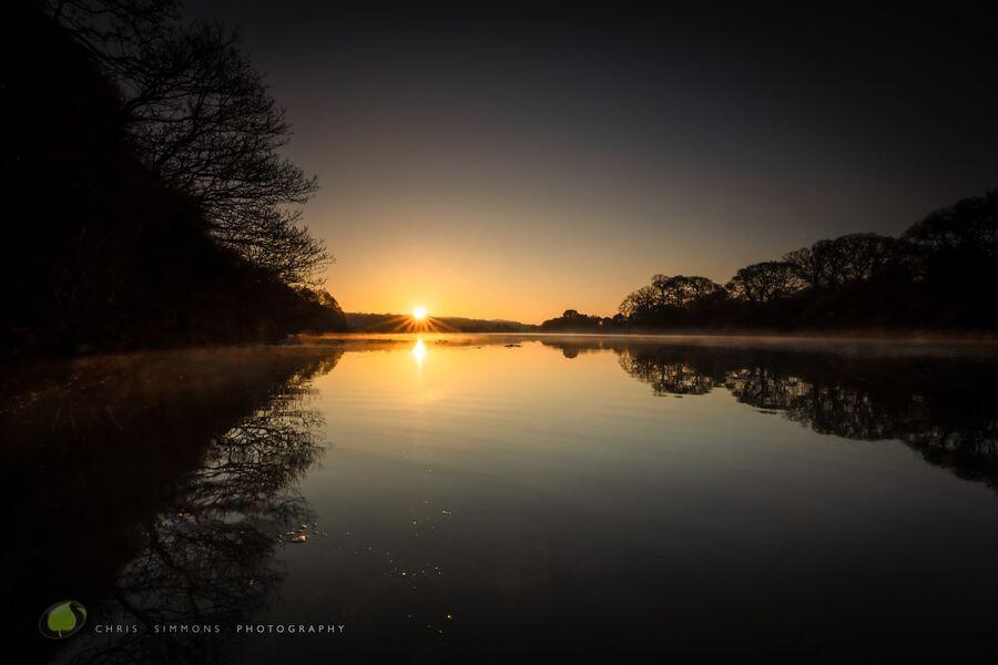 High Tide & Sunrise