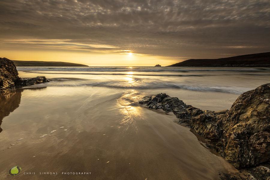 High Tide Sundown - Crantock II