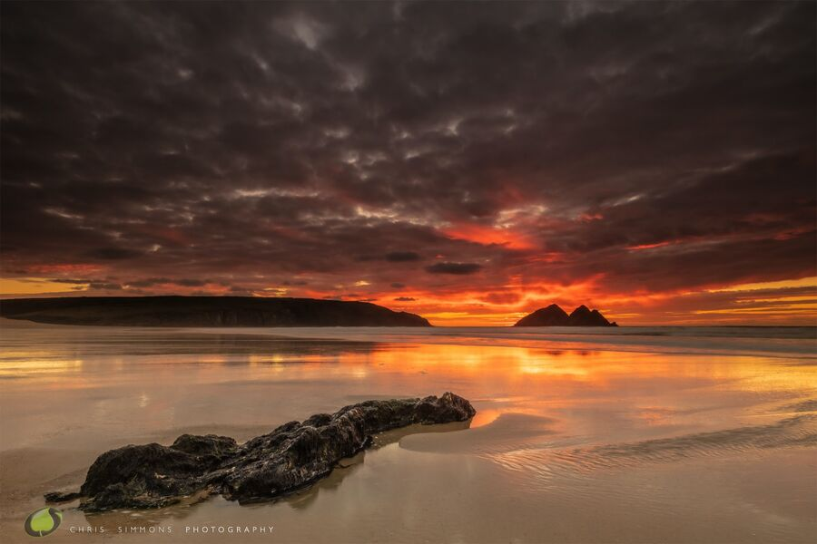Holywell Golden Sundown Reprise III
