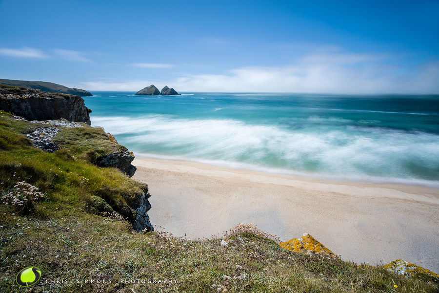 Holywell Summer Sea Mist - rev