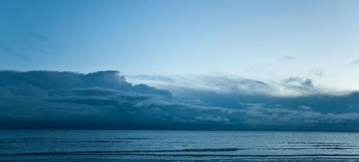 Trawling horizon