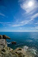 Sparkling Seascape