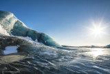 Iceberg Sunburst