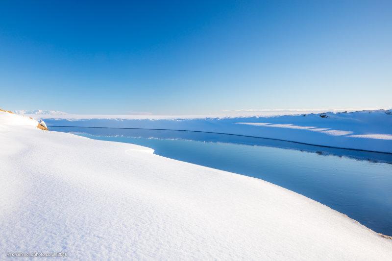 Iceland River Vista