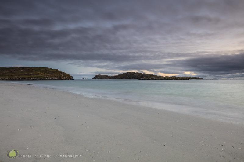 Lewis Razor Clam Bay Autumn