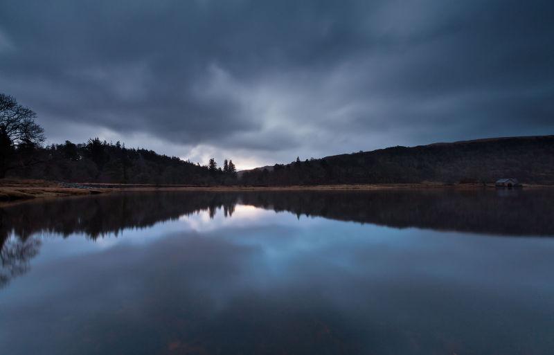 Loch Aline Lightening I