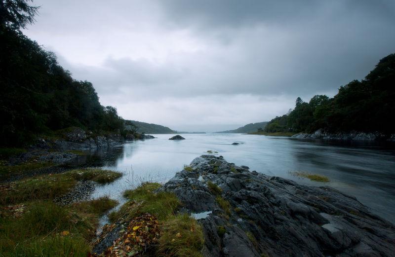 Loch Aline Dawning