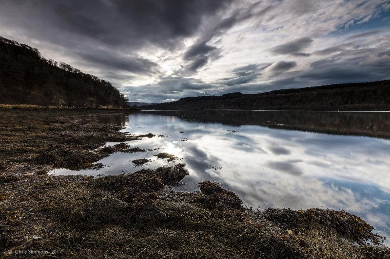 Loch Aline Ebb - Ardtornish
