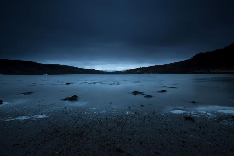 Loch Aline Dawning mood