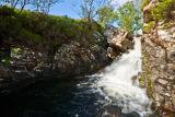 Loch Hope Falls