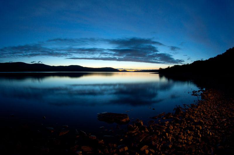 Loch Hope Mid-Summer's Night