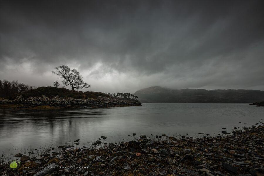Loch Linnhe Rain & Light