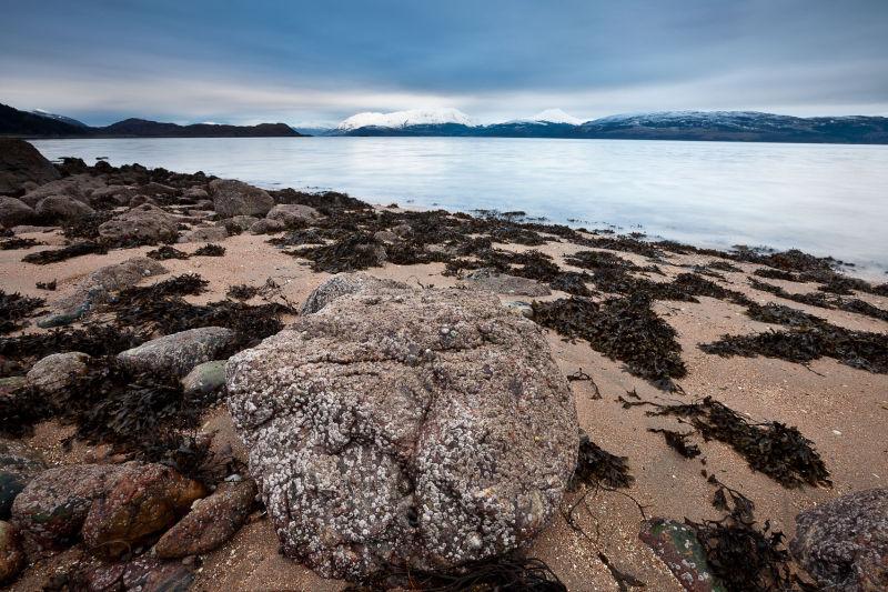 Loch Linnhe Textures